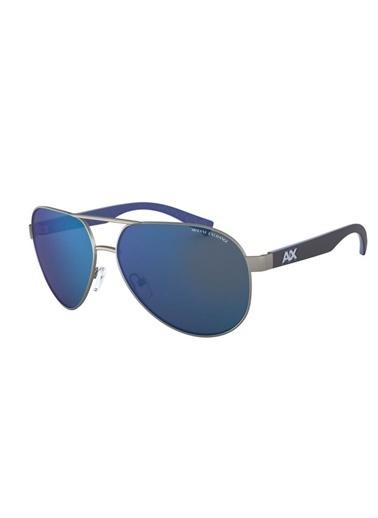 Armani Exchange Güneş Gözlüğü Mavi